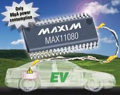 MAX11080的Maxim保护器件